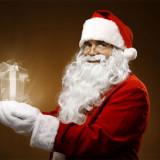 E se o Pai Natal existisse, o que lhe pedias?